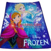 Karpet Selimut Mini Frozen