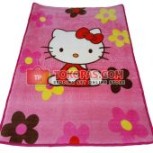 Karpet Selimut Mini HK. Pink