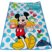 Karpet Selimut Mini Mickey Pot