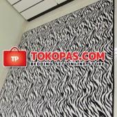 Karpet Selimut LA Zebra