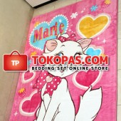 Karpet Selimut NS Marie Cat