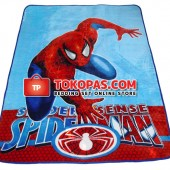 Karpet Selimut NS Spiderman Sense
