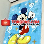 Karpet Selimut MD Mickey Dancing