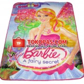 Karpet Selimut SE Barbie Fairy