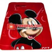 Karpet Selimut SE Mickey Merah