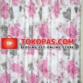 Gorden Bunga Cantik Pink