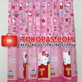 Gorden Kartun Karakter HK. Toys Box Pink