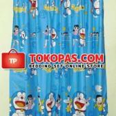 Gorden Kartun Karakter New Doraemon Biru