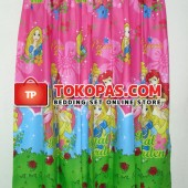Gorden Kartun Karakter Princess Royal Pink