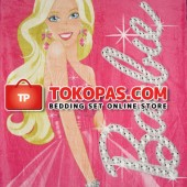 Selimut Millenia Platinum A Barbie Glamour