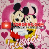 Selimut Millenia Platinum Mickey Friends
