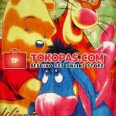 Selimut Millenia Platinum A Pooh & Friends