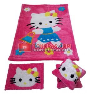 Karpet Rasfur / Bulu Boneka HK. Shopping Fanta