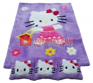 Karpet Rasfur HK. Shopping Dasar Lilac