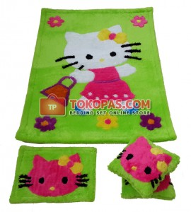 Karpet Rasfur / Bulu Boneka HK. Shopping Midori