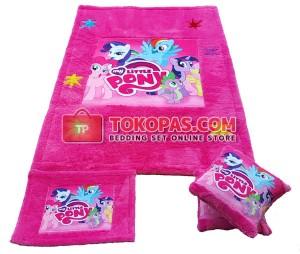 Karpet Rasfur Little Pony Printing Dasar Fanta
