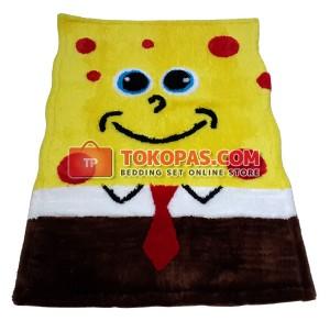 Karpet Rasfur / Bulu Boneka Spongebob Dasar Tweety