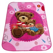 Karpet Selimut MD Bear Balon
