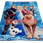 Karpet Selimut (karmut) RO Frozen Family
