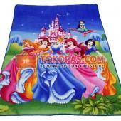 Karpet Selimut RO Princess Istana Biru