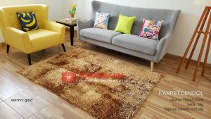 Karpet Cendol Blossom Gold