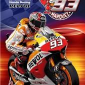 Selimut Rosanna Soft Panel MotoGP