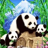 Selimut Rosanna Panda