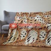 Selimut Bulu Lembut Dewasa Lucky - LY Tiger