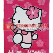 Handuk Blossom Hello Kitty