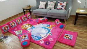 Karpet Full Set Sofia Dasar Fanta