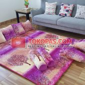 Karpet Selimut Full Set LY Pohon