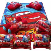 Karpet Selimut Full Set MD McQueen