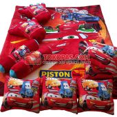 Karpet Selimut Full Set RO Cars Piston