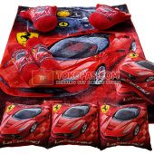 Karpet Selimut Full Set RO Ferrari