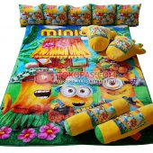 Karpet Selimut Full Set RO Minion