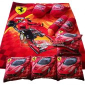 Karpet Selimut Full Set RO Scuderia