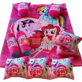Karpet Selimut Full Set STAR Little Pony