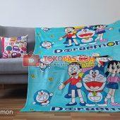Selimut Karakter, Selimut Bulu Lembut Junior JN Doraemon