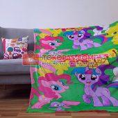 Selimut Karakter, Selimut Bulu Lembut Junior JN Pony