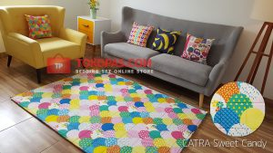 Karpet Katun Sweet Candy