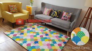 Karpet Katun Sweet Candy