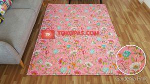 Karpet Katun Gardenia Pink