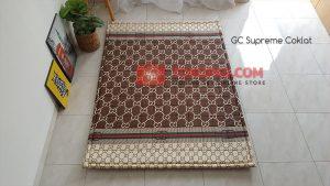 Karpet Lantai Katun - GC Supreme Coklat