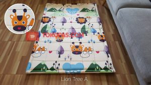 Karpet Katun Lion Tree A