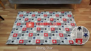 Karpet Katun Rising Star