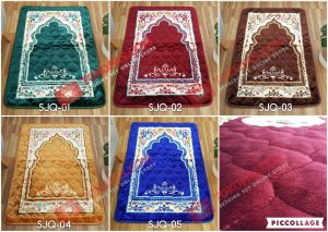 Sajadah Tebal Quilting Import