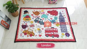 Karpet Anak Playmat London