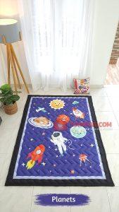 Karpet Anak Playmat Planets