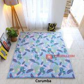 Karpet Lantai Quilting - Corumba