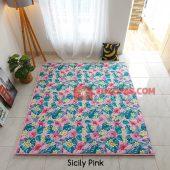 Karpet Lantai Quilting - Sicily